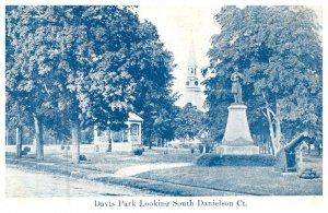 Connecticut  Danielson , Davis Park