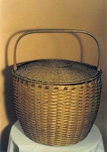 Basket Non Photograph Shaker Non Postcard Backing