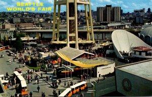Washington Seattle World's Fair Inustrial Exhibits
