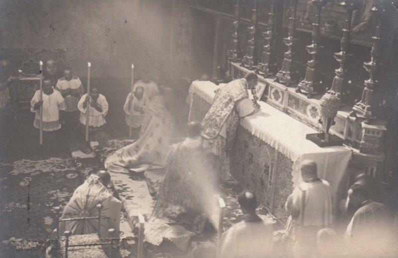 RP: Rome , Italy , 1906 ; Church Service