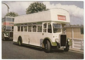 Buses; Southern Vectis No 907, Bristol K5G, GHT 124 At Ryde, 1964 PPC Unused