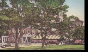 Vermont Middlebury  The Middleburry Inn Finest Colonial Inn  Albertype