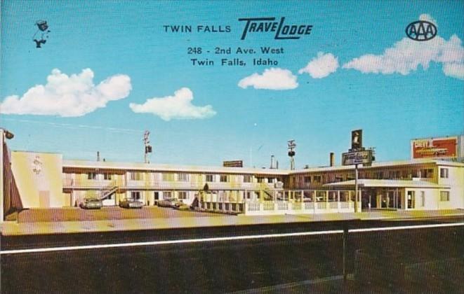 Idaho Twin Falls TraveLodge