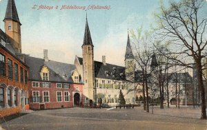 Middelbourg Holland~The Abbey~Blooker's Daalders Cacao~Cocoa~Food/Beverage 1910