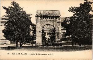 CPA  Aix-les-Bains - L'Arc de Campanus   (351957)