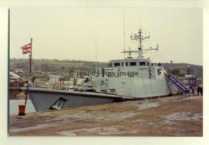 na0442 - Royal Navy Warship - HMS Walney - photograph 6x4