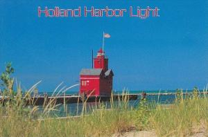 Holland Harbor Light Holland Harbor Michigan