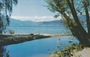 Okanagan Lake, Okanagan valley, OKANAGAN, British Columbia, 40-60´s