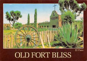 Old Fort Bliss - El Paso, Texas