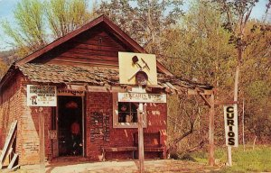 BEKEART'S STORE Coloma, California Gold Rush ca 1960s Vintage Postcard