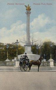 DUBLIN , Ireland , 00-10s ; Phoenix Monument