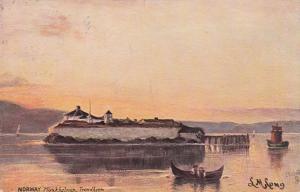 Muakholem , TRONDHJEM , Norway , 00-10s ; TUCK 7745