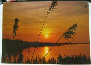 Germany Sunrise or sunset - posted 1985