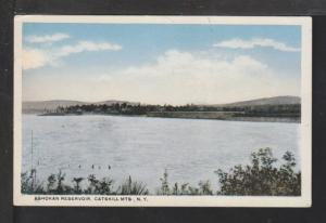 Ashokan Reservoir,Catskill,Mts,NY Postcard