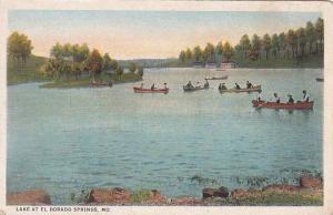 Missouri Lake At Lake El Doraon Springs