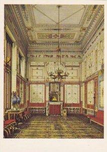Russia St Petersburg Winter Palace La Salle a manger de Pompei