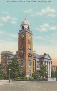 BAINBRIDGE , Georgia , 30-40s ; Court House