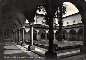 Italy, Firenze - Museo di S. Marco Chiostro di S. Antonio, Museum