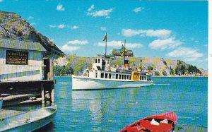 The International On Waterton Lake Montana