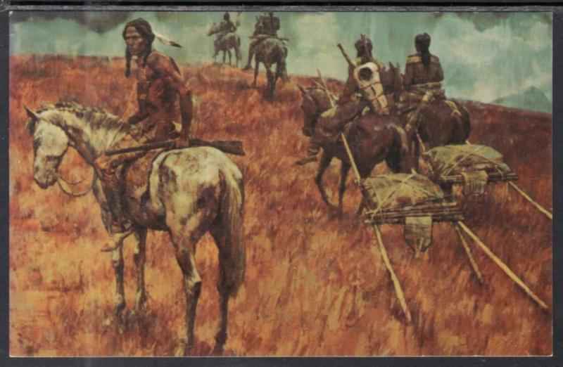 Fruitless Victory Western Painting,Kenneth Riley