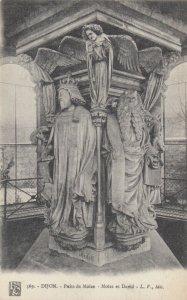 DIJON , France, 00-10s; Puets de Moise - Moise et David