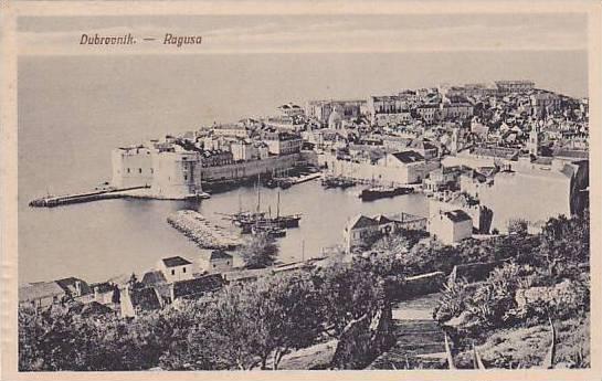 Ragusa, Dubrovnik, Croatia, 1910-1920s