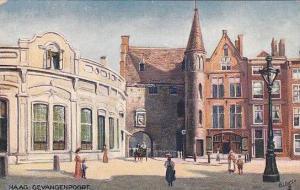 Gevangenpoort, Haag (South Holland), Netherlands, 1900-1910s