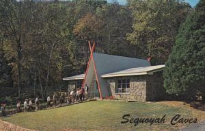 HAMMONDVILLE, Alabama; Sequoyah Caves, Just off Interstate 59 & U. S. 11, 194...