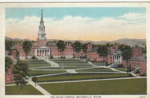 WATERVILLE , Maine , 1900-10s ;  The Colby Campus