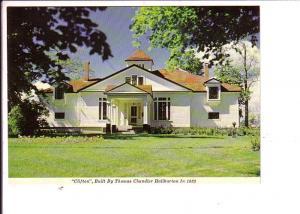 Clifton, Haliburton, Windsor, Nova Scotia,