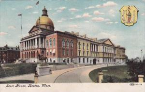 State House Boston Massachusetts 1905
