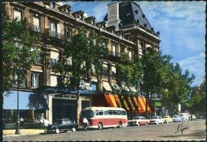 Abeille Cartes Postcard 'Paris. L'hotel Moderne, Place de la Republique'