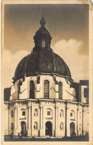 Real Photo 1920's, Ettal Kloster,  Mittelbau, Germany, Old Post Card