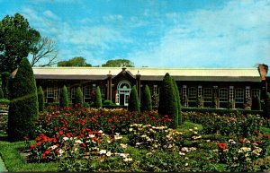 Missouri St Louis Shaw's Garden The Linnaean House