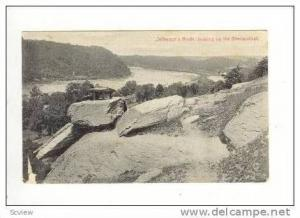 Jefferson's Rock, Shenandoah, Harpers Ferry,West Virginia 00-10s