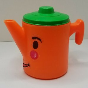 Vintage Empire Plastics 1968 Blowmold Watering Can Pitcher Toy