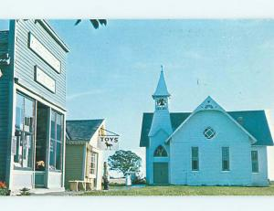 Unused Pre-1980 TOY SHOP AT GALLOWAY HOUSE & VILLAGE Fond Du Lac WI r9938
