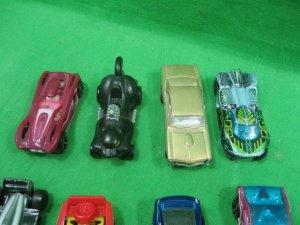 Vintage Lot of Twenty (20) Toy Cars Hotwheels Various Colors & Styles Flames