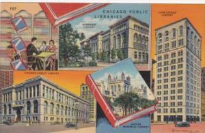 Public Library John Crerar Library Newberry Library & Harper Memorial Library...