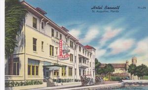 Hotel Bennett St Augustine Florida