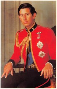 Postcard Royal Wedding 1981,Charles,Colonel In Cheif, Royal Regiment of Wales #4