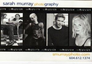 VANCOUVER , B.C., Canada ,1970-80s ; Sarah Murray Photography