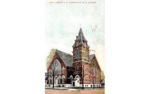 Tabernacle, ME Church Binghamton, New York