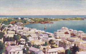 Bermuda St Georges Panorama