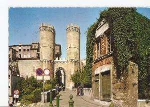 Postal 021557 : Tours de S. Andrea et Maison de C. Colombo- Genova
