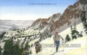 The Catskills Monticello New York, NY USA Snow Skiing Unused