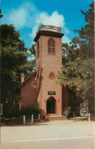 Nashua, Iowa, IA, The Little Brown Church in the Vale, 1966 Postcard e6282
