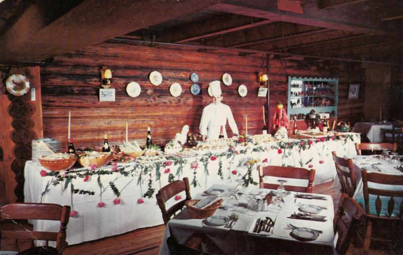 St. Sauveur des Monts , Quebec , 1962 ; Win-Sum Inn , Chef & Banquet