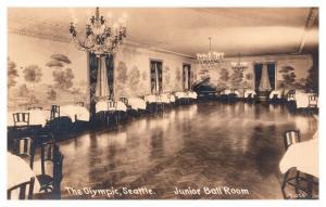 Washington Seattle , The Olympic Hotel , Junior Ballroom , RPC