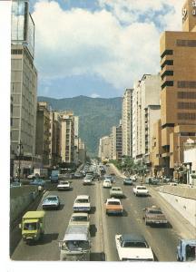 Postal 034741 : Avenida Fuerzas Armadas Caracas - Venezuela